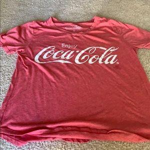 coca-cola tee shirt